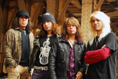 日本のロック:ヘヴィメタル